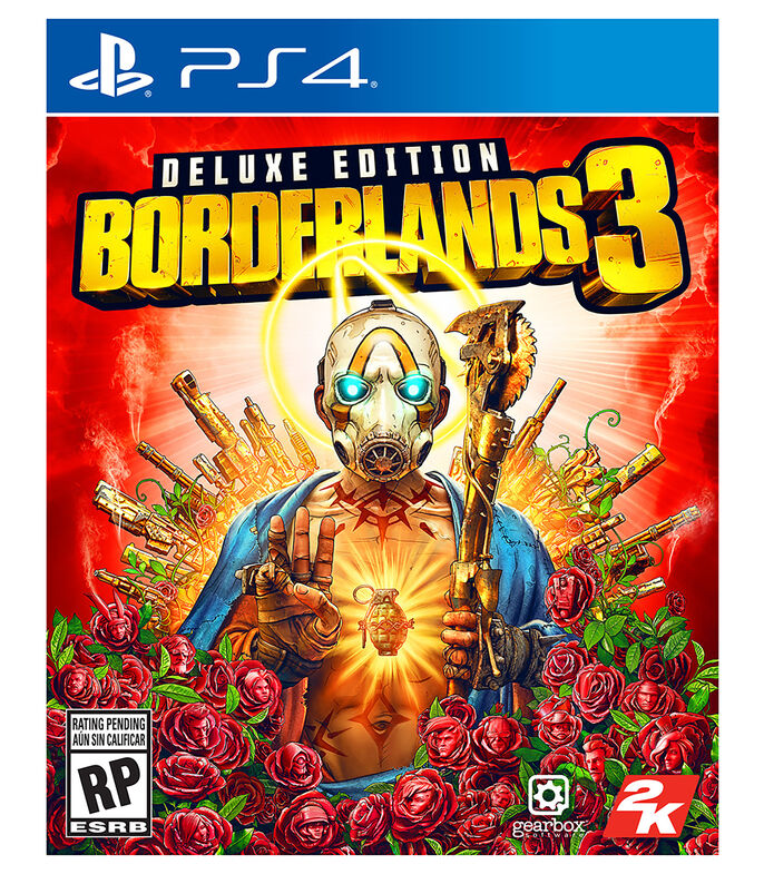 Borderlands 3 Delux Edition PS4, , large