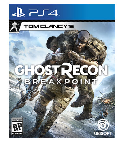 Ghost Recon Breakpoint PS4, , large