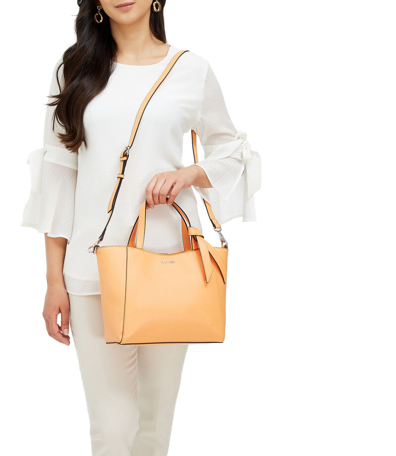 Nine West Bolso tote, NARANJA, editorial