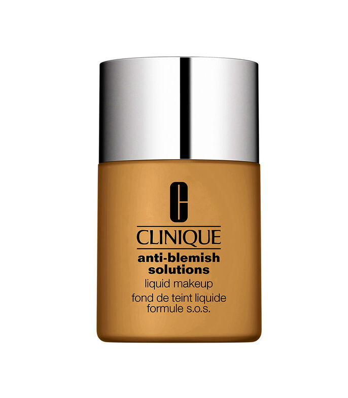 Clinique Maquillaje Líquido, Anti-Blemish Solutions Honey, 30 ml, , large