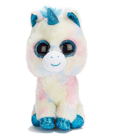 Peluche Blitz Blue Unicorn, , large