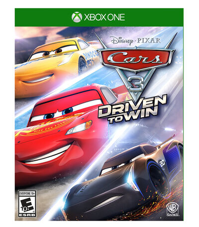 Cars 3 Driven To Win, , large