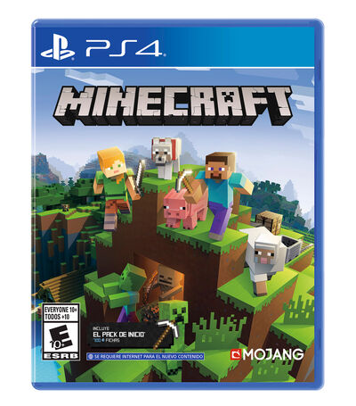Minecraft Bedrock Edition PS4, , large