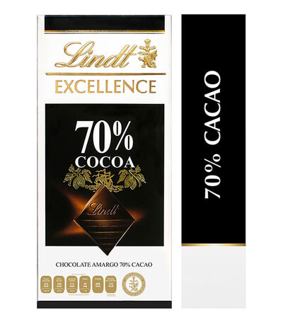 Chocolate Excellence 70% Cocoa, 100 gr, , large