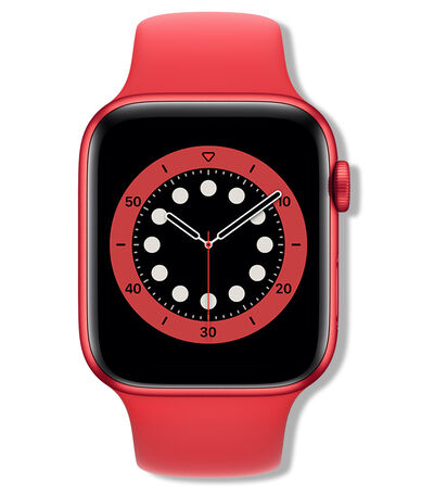 Apple Watch Series 6 GPS (PRODUCT RED), 40 mm Rojo, , large
