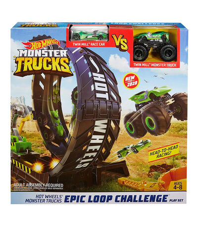 Monster Trucks Epic Loop, , large