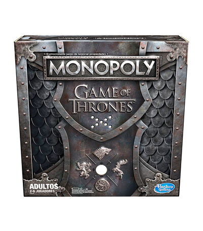 Monopoly Game of Thrones, , large