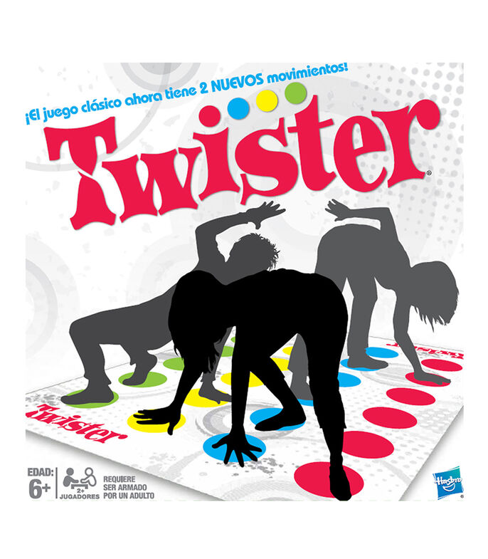 Twister clásico, , large