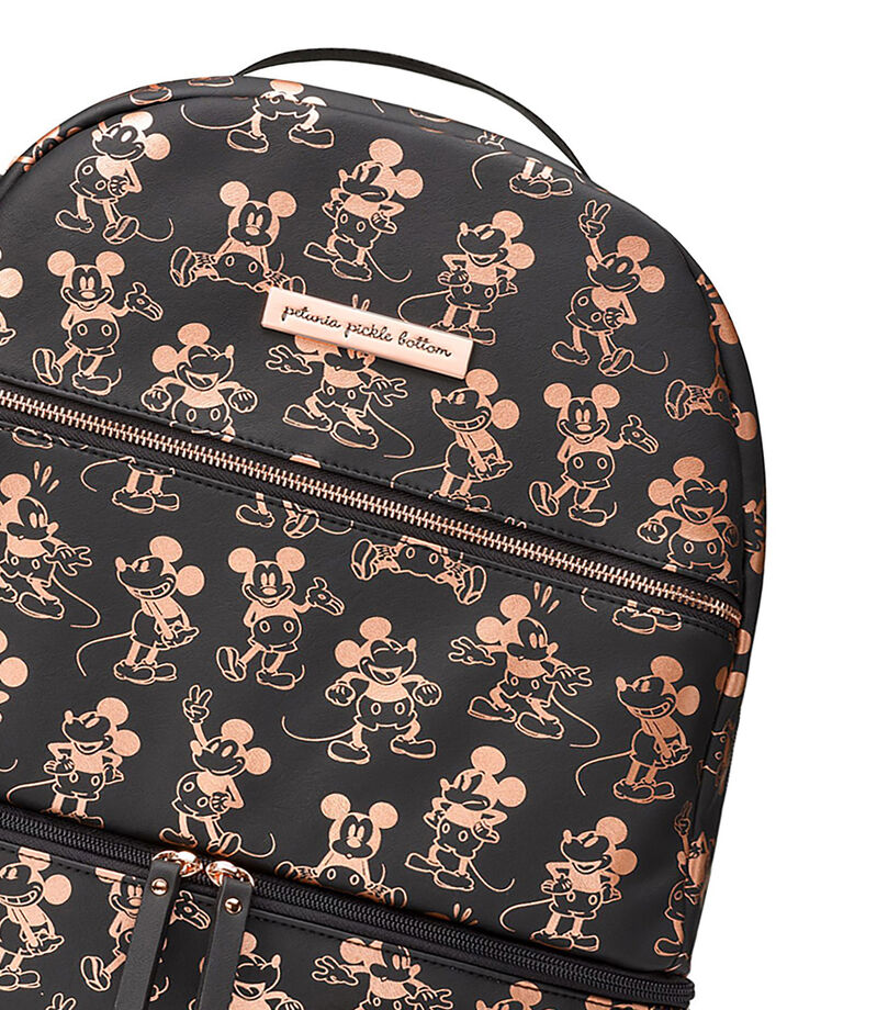 Pañalera Axis tipo backpack con Mickey Mouse, , editorial