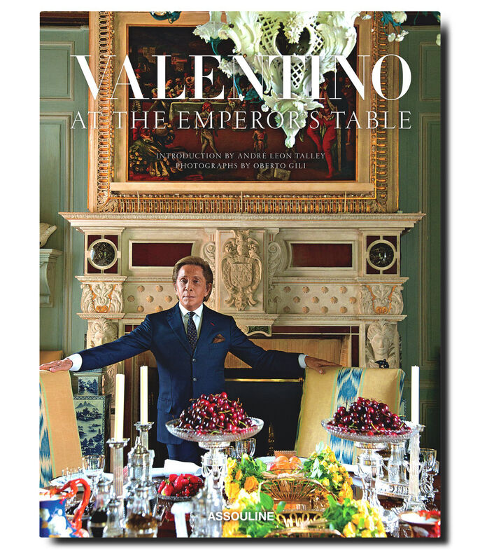 Assouline Valentino: At the Emperor's Table, , large