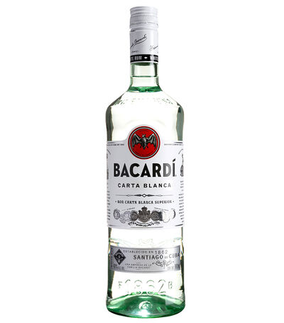 Ron Bacardí, 980 ml, , large