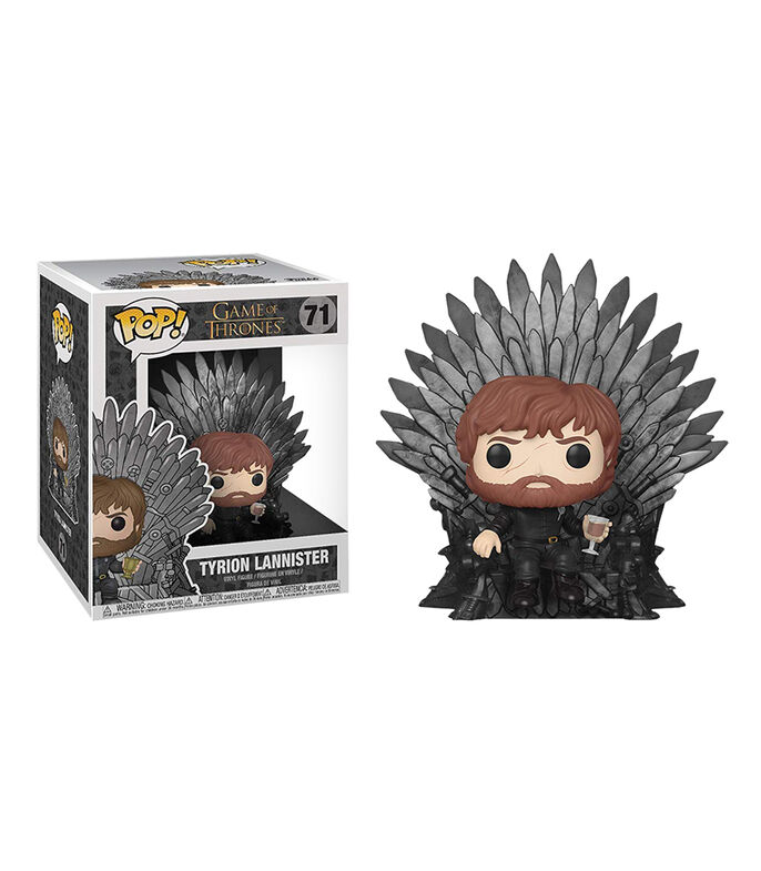 Figura Deluxe Game of Thrones Lannister, , large