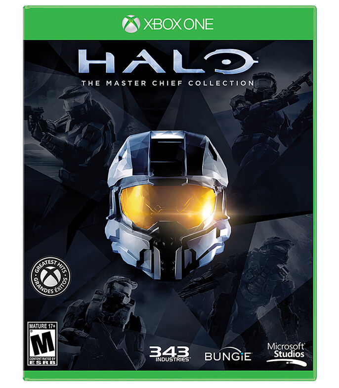 Halo: The Master Chief Collection Xbox One, , large