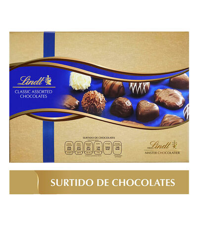 Chocolate surtido Classic, 173 gr, , large
