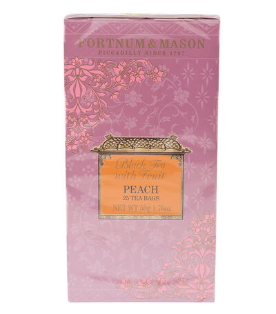 Black Tea with Fruit Peach 50 g, , large