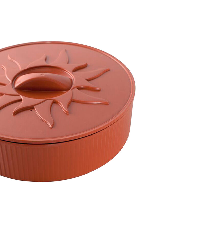 Nordicware Tortillero rojo, , editorial