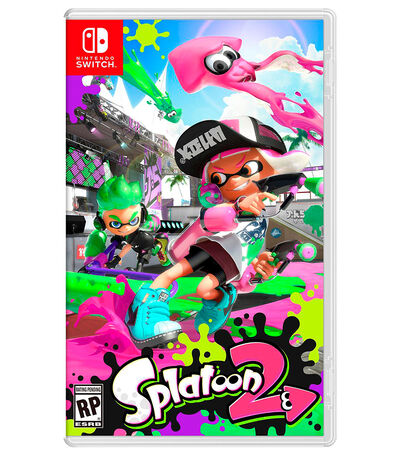 Splatoon 2 Nintendo Switch, , large
