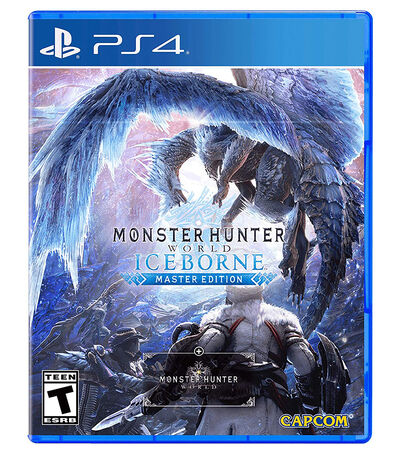 Monster Hunter World Iceborne Master Edition PS4, , large