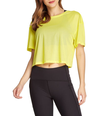 Top Tie Back Mujer, , large