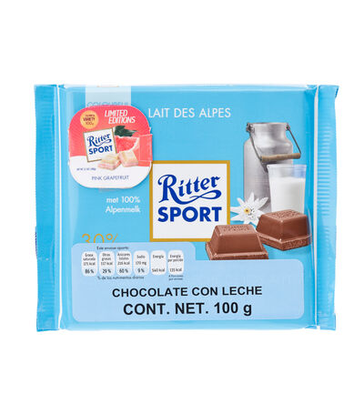 Chocolate con Leche, 100 g, , large
