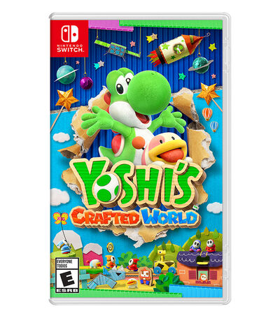 Yoshi's Crafted World Nintendo Switch, , large