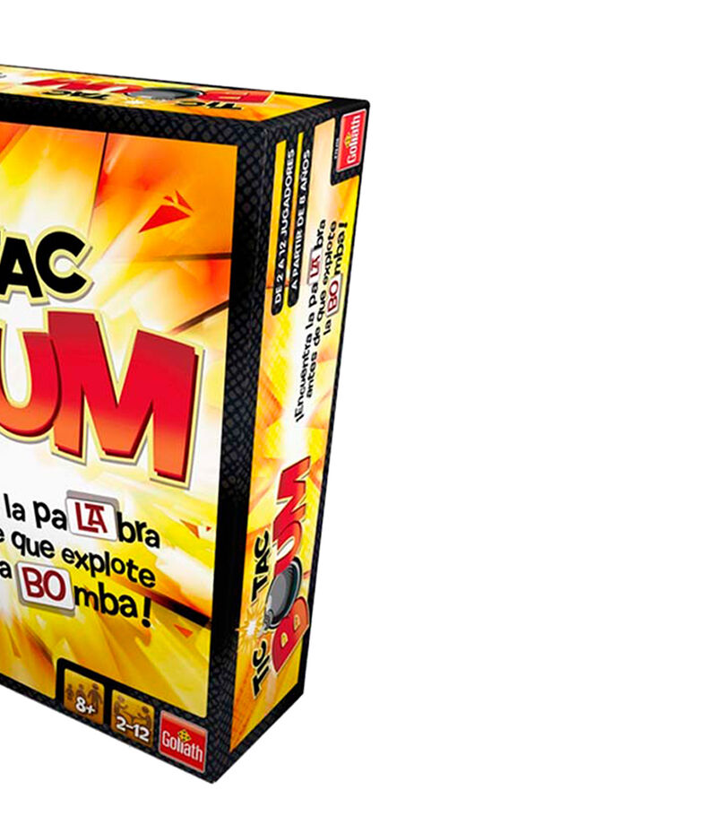 Tic Tac Boum, , editorial