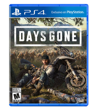 Days One PS4, , large