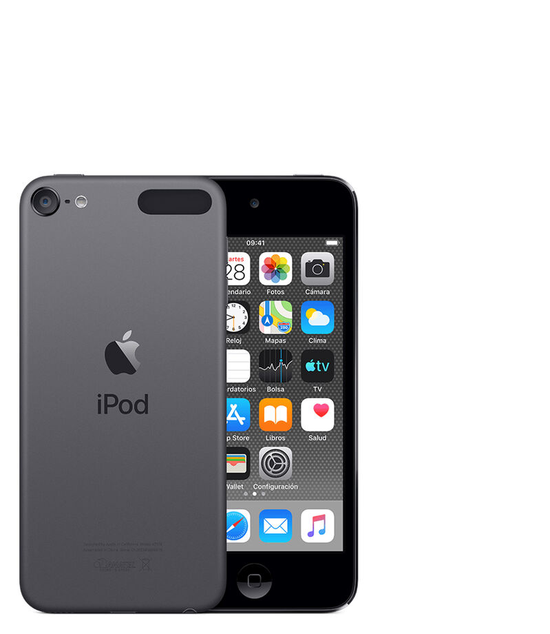 Apple iPod Touch 32 GB Gris Espacial, , editorial