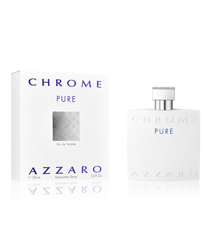 Fragancia Chrome Pure, 100 ml Hombre, , large