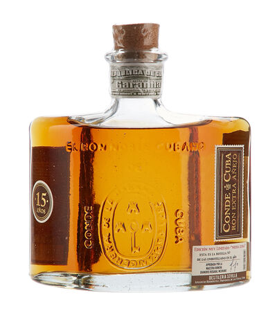 Ron Extra Añejo 15 Años, 700 ml, , large