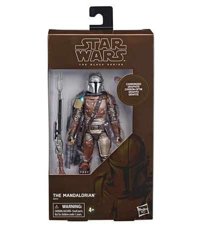 The Black Series - Figura The Carbonized, , large