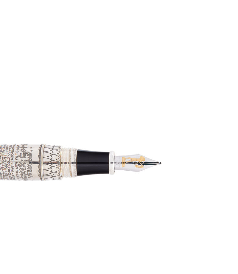 Montegrappa Pluma Fuente Ancient Civilisation Thoth, , editorial