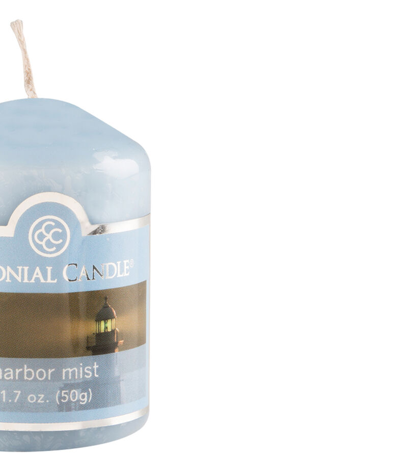 Colonial Candle Vela Votive Harbor Mist 50 g, , editorial