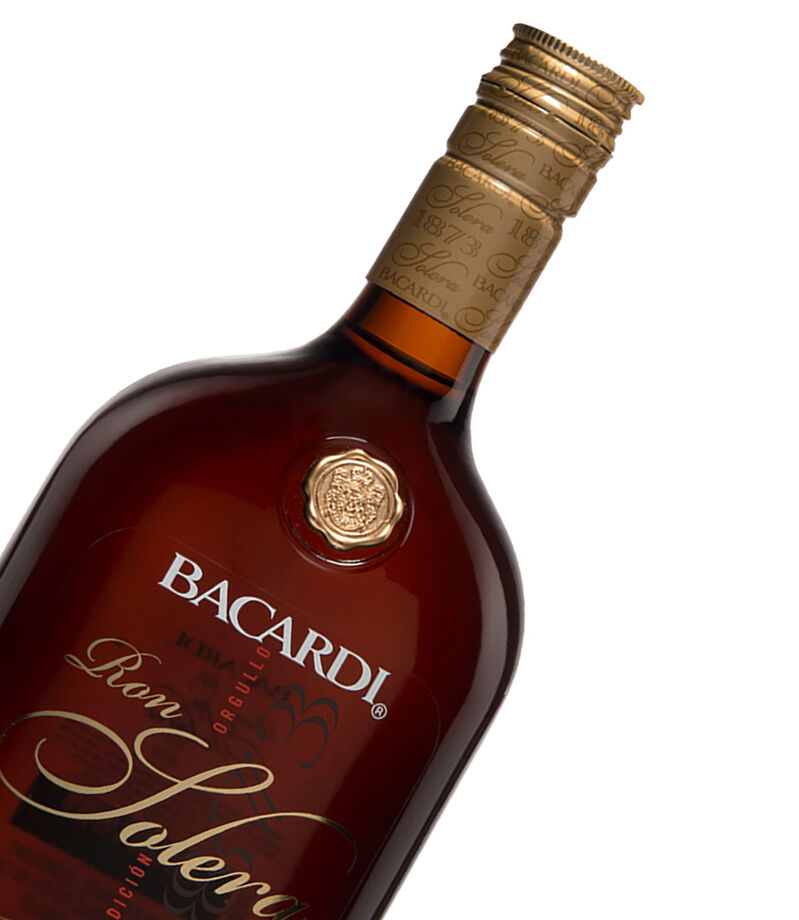 Ron Bacardí Solera, 750 ml, , editorial