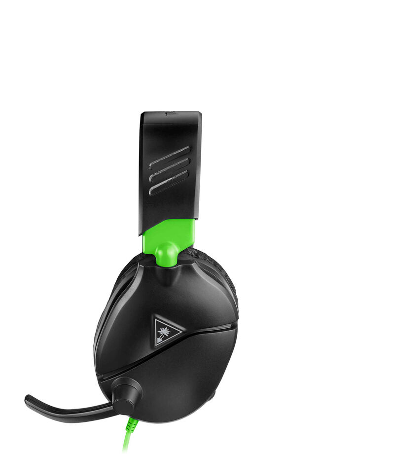 Xbox Audífonos Gaming Xbox One Turtle Beach Recon 70 Verde, , editorial