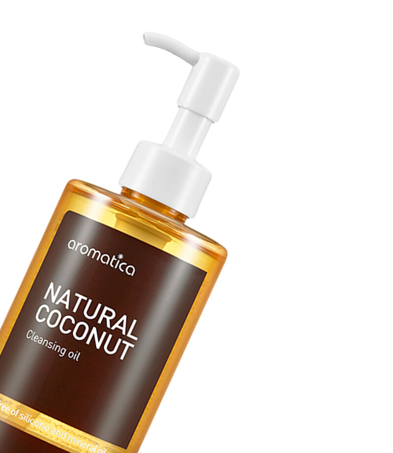 Limpiador, Natural Coconut Cleansing Oil, 300 ml, , editorial