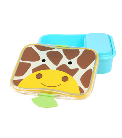 Skip Hop Lunch Box Zoo Jirafa, , large