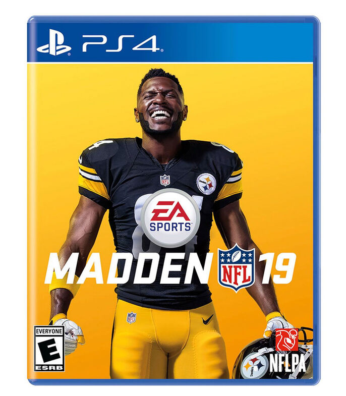 Madden NFL 19 PS4, , large