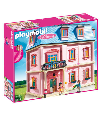 Deluxe Dollhouse, , large
