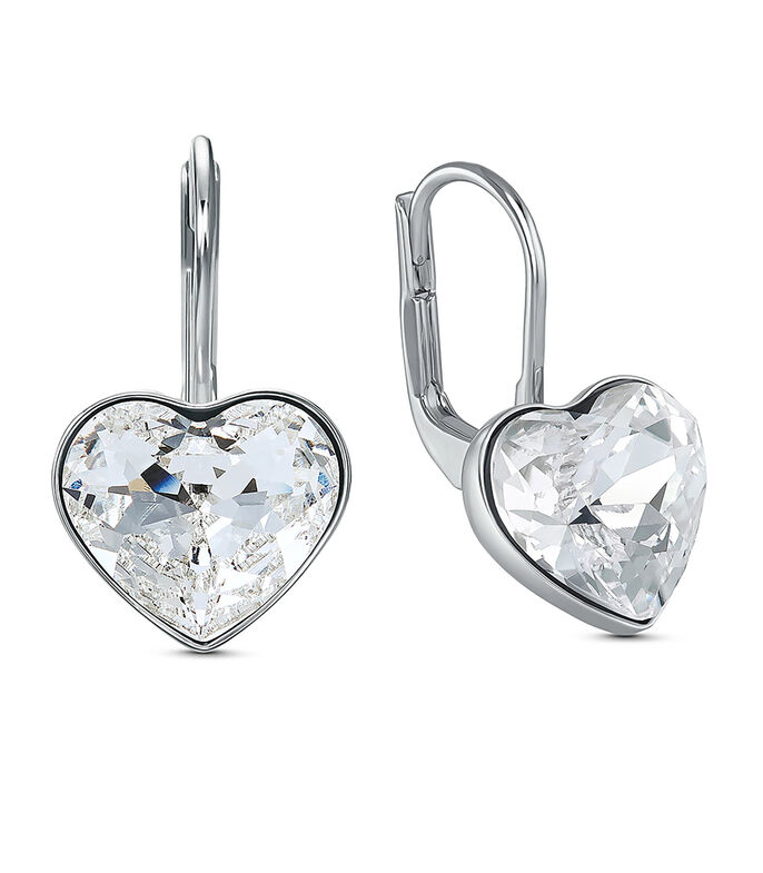 Aretes Bella Heart Mujer, , large