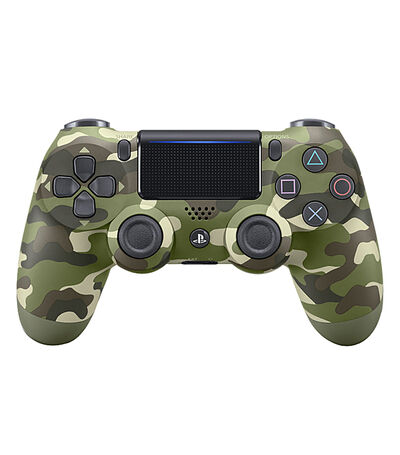 Dualshock 4 Inalámbrico PS4 Green Camo, , large