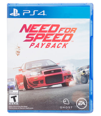 Need For Speed Payback PS4, , large