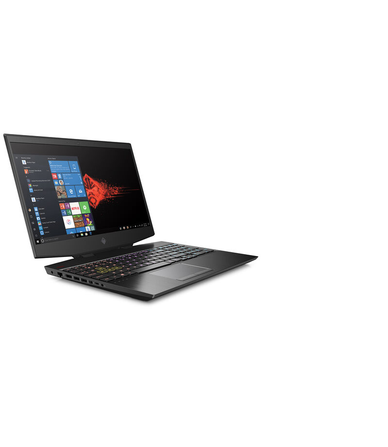 "Laptop OMEN 15, 15,6"", NVIDIA GeForce RTX 2070 , Intel Core i7, RAM 16 GB, SSD 512 GB, Negra, , editorial"