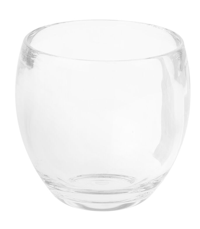 Vaso Droplet Transparente, , large