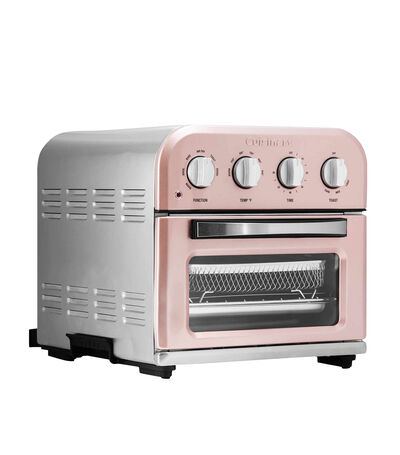 Horno Tostador Eléctrico Air-Fryer 6 p3 en acero inoxidable, , large