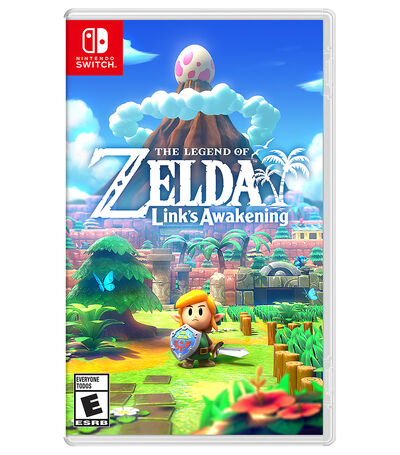 The Legend of Zelda: Link's Awakening Nintendo Switch, , large