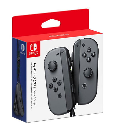 Control inalámbrico Joy con Strap Gray Nintendo Switch, , large