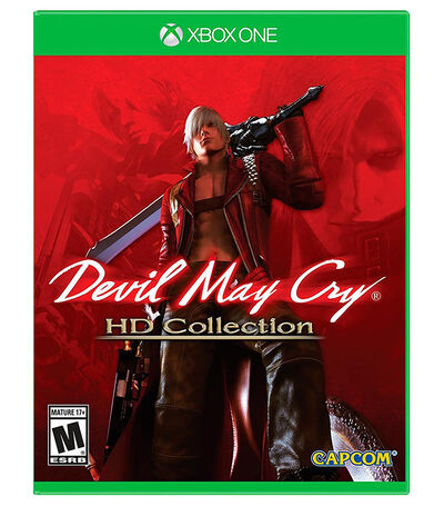 Devil May Cry HD Collection One, , large
