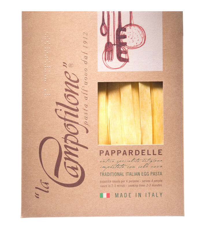 Pasta Pappardelle, 250 g, , large