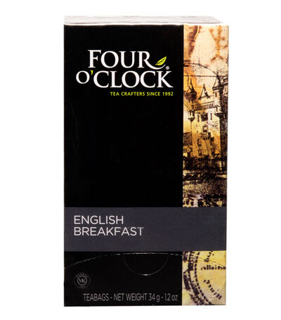 Té Negro English Breakfast 34 g, , large